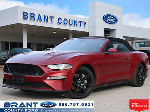 2018 Ford Mustang GT Premium - EXECUTIVE DRIVEN