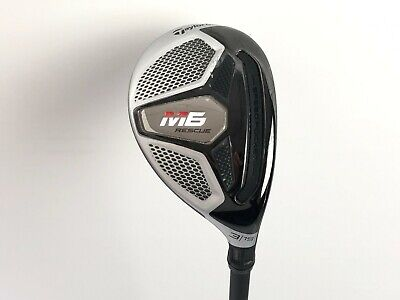 TAYLORMADE M6 HYBRID 19 DEGREE STIFF FLEX DIAMANA D+ 92 SHAFT