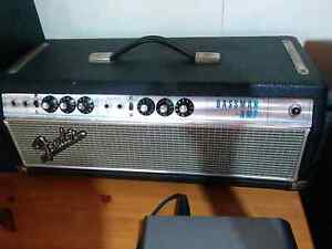 *Sold Pending Payment This Weekend* Vintage 1967 Fender Bassman Rochedale South Brisbane South East Preview