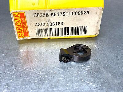 Sandvik R825b-af17stuc0902a Indexable Cartridge Boring Insert Holder Corobore