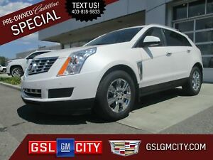 2016 Cadillac SRX Luxury 3.6L V6, All Wheel Drive, 6 Speed Auto