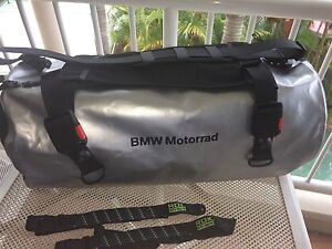 BMW Waterproof Luggage Roll Bag (with free Rok straps) Main Beach Gold Coast City Preview