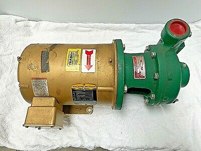 Tramco Myers Centrifugal Pump 150m-5-3 With Baldor Super-e 5hp Motor 3 Phase