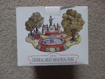 1998 Liberty Falls AH 150 General Miles memorial Park in box