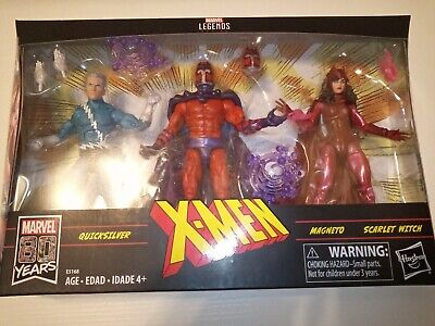 "Marvel Legends Series Exclusive 6"" Family Matters 3 Pack X-Men action figure set"
