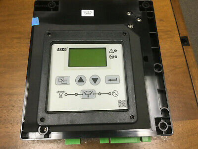 Asco Group G Controller Single Or 3 Phase 240v New Take Out With 11be Option
