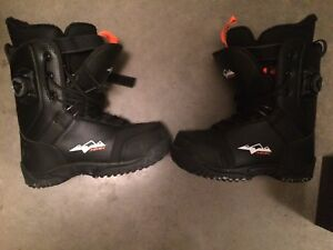 HMK Snowmobile Boots Size 10 Brand New!!
