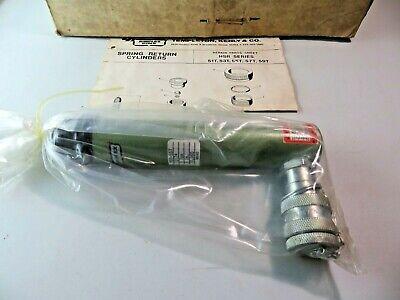 Simplex 5 Ton Ram Cylinder Hsr-55t No.13174 New 5