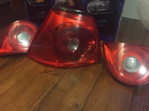 MKV VW golf tail lights