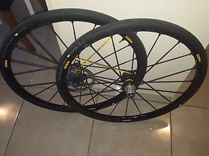 """Mavic 26"""" Crossmax SL Pro Wheelset As New Penrith Penrith Area Preview"""
