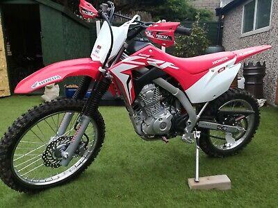 Honda crf 125f FB 2020 fuel injection