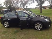 QUICK SALE!! 2010 HOLDEN CRUZE CDX LUXURY!! MANUAL, REGO!! West Hoxton Liverpool Area Preview