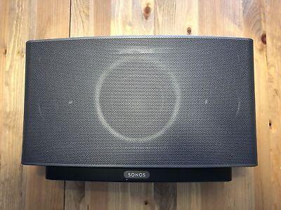 Sonos PLAY:5 Wireless Speakers Black