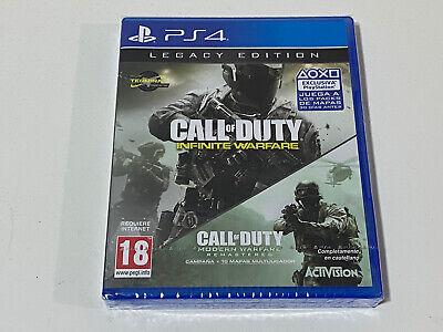 Juego CALL OF DUTY INFINITE WARFARE + Modern Warfare Legacy Pro Edition...