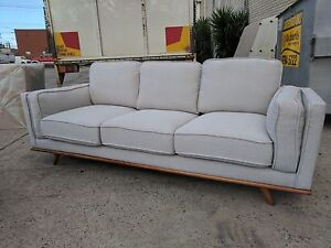 """All New """"Rowley 2.0"""" Fabric 3 Seat Sofa - matching armchairs available Epping Whittlesea Area Preview"""