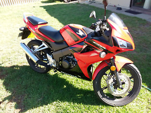 Cbr125 in perth region wa cars vehicles gumtree australia cbr125 in perth region wa cars vehicles gumtree australia free local classifieds fandeluxe Image collections