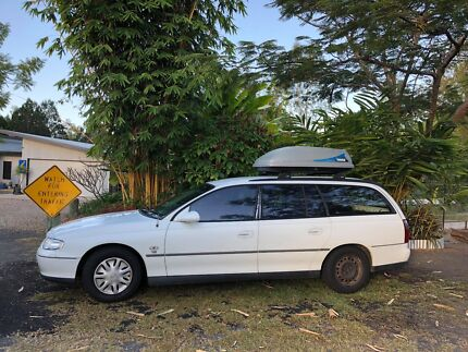 Holden Commodore Station Wagon V6 Cairns Cairns City Preview
