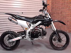 Pit bike,  pit pro,  tdr pro 125cc, mini bike Rowville Knox Area Preview