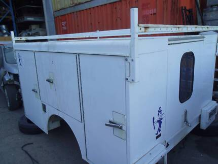 Lockable Ute Lock up Tool Box ! Mount Louisa Townsville City Preview