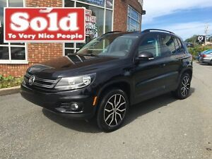 2016 Volkswagen Tiguan Special Edition AWD (SOLD)