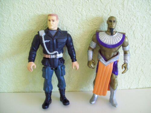 "1994 Le Studio Canal Stargate Action Figures 4"" Colonel O"
