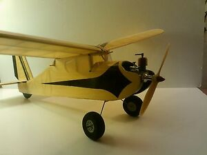rc model aircraft Miss Tally big sister mono