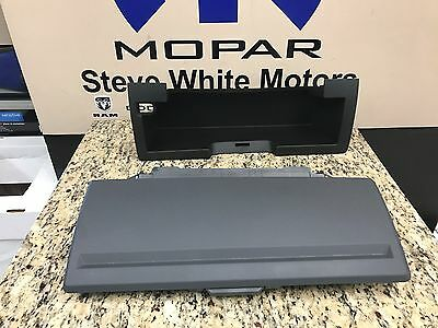 13-18 Dodge Ram 1500 2500 3500 Upper Glove Box Conversion Kit Mopar Factory Oem