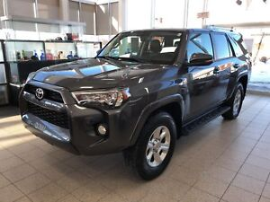 2015 Toyota 4Runner SR5 7 PASSAGERS GPS CUIR BLUETOOTH