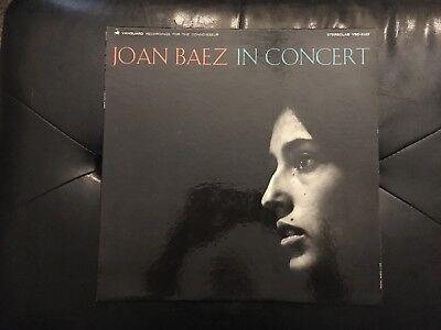 Joan Baez In Concert Vsd2122 Vinyl Lp 1962