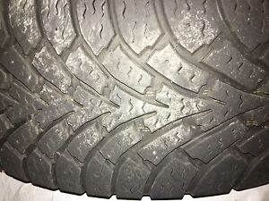 Goodyear Nordics, Honda Civic winter tires/rims