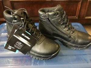 Men's size 8 new leather boots