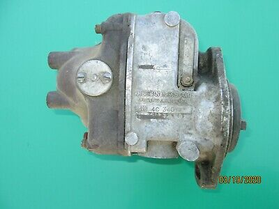 Vintage American Bosch Mjh 4c 340 Magneto 4 Cyl. Untested Used Mag Original Oem