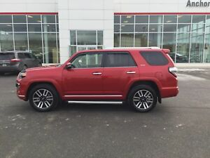 2018 Toyota 4Runner LIMITED;AWD; P/ROOF; P/SEAT HEATED LEATHE...