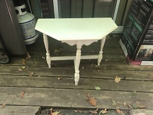 Funky old table