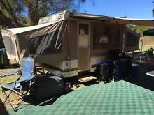1990 Coleman Wind up, pop top camper, caravan, like Jayco Ararat Ararat Area Preview