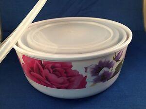 Melamine Nesting Bowls Ebay