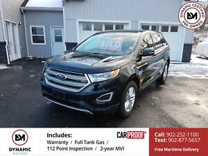2016 Ford Edge SEL SOLD!!!
