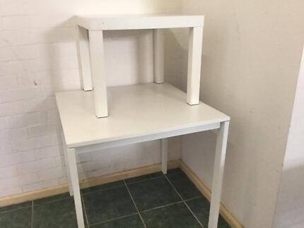 White tables Campsie Canterbury Area Preview