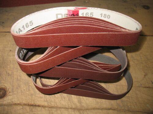 "25- 1 x 18""  sanding belts for  Work Sharp Knife Sharpener Ken Onion ATTACH."