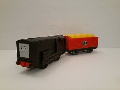 Thomas & Friends Trackmaster Motorized & Talking Train DIESEL Battery Operated