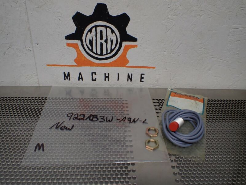Micro Switch 922AB3W-A9N-L Proximity Sensor New Old Stock See All Pictures