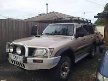 1998 Nissan Patrol Wagon Mernda Whittlesea Area Preview