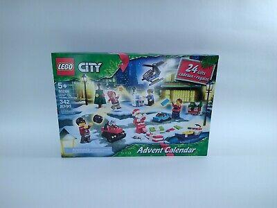 LEGO City Advent Calendar 2020 Building Set 60268 NEW