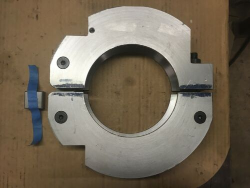 "Polytruder Extruder 3.5"" Clamp New"