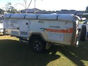 Immaculate Dec 2012 Jayco Hawk Outback camper trailer Tyabb Mornington Peninsula Preview