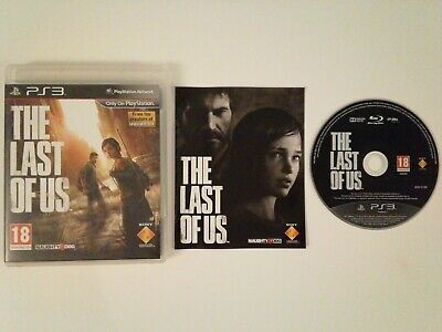 The Last Of Us PlayStation 3 Ps3 PAL UK for sale  Shipping to Nigeria