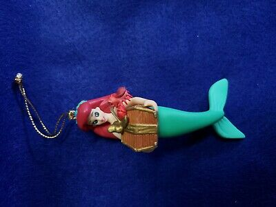 Ariel The Little Mermaid - DISNEY GROLIER 016903 DCO Christmas Ornament ()