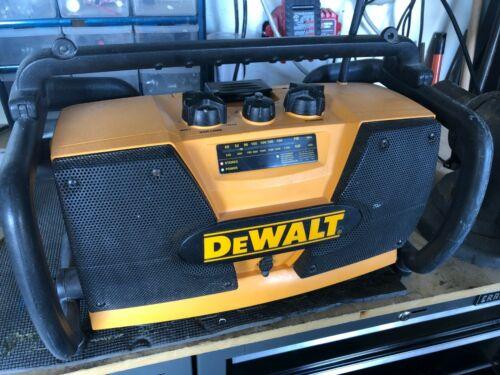 DeWalt DW911 Portable Jobsite Radio TESTED
