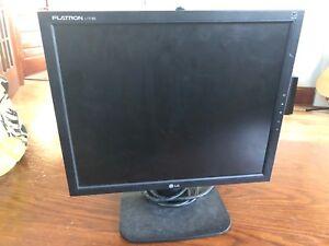 LG. Flat screen monitor.  Never used.