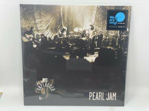 PEARL JAM - MTV UNPLUGGED LP VINYL SEALED - EDDIE VEDDER - EU PRESSING
